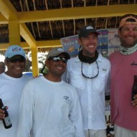 2nd Place Win Tres Pescados Slam Tournament 2012