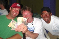 1st Place Win! Tres Pescados Slam Tournament 2011