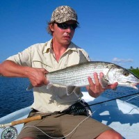 Flats Fishing Fly / Spin